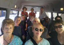 Leeuwin group on bus