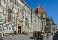 Firenze Florence Duomo Cathedral Tuscany