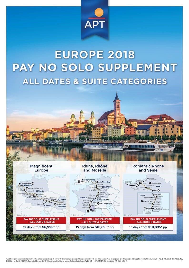 Travel deals to europe december 2018
